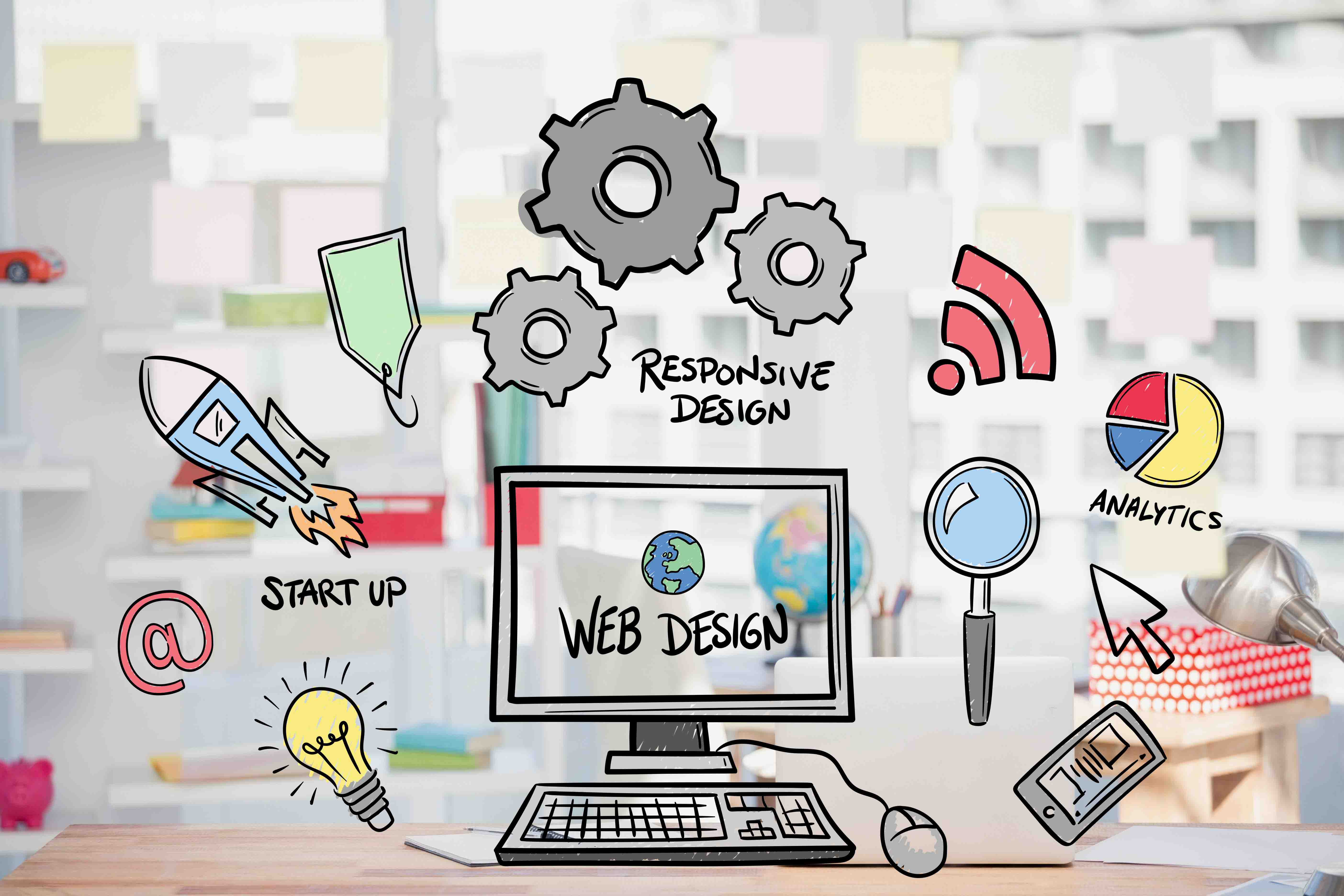 Web design Grand Marketing
